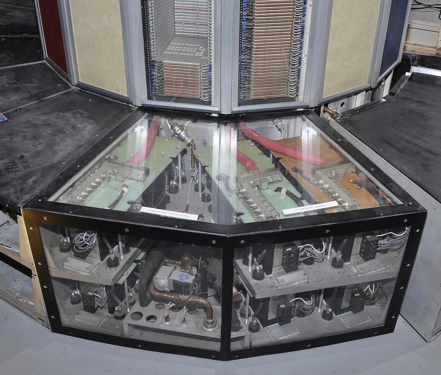 Computer, Super, Cray-1, Power Supply