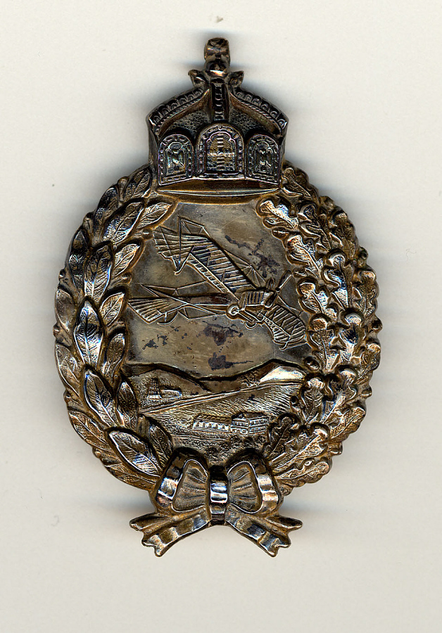 Badge, Pilot, Imperial German Air Force