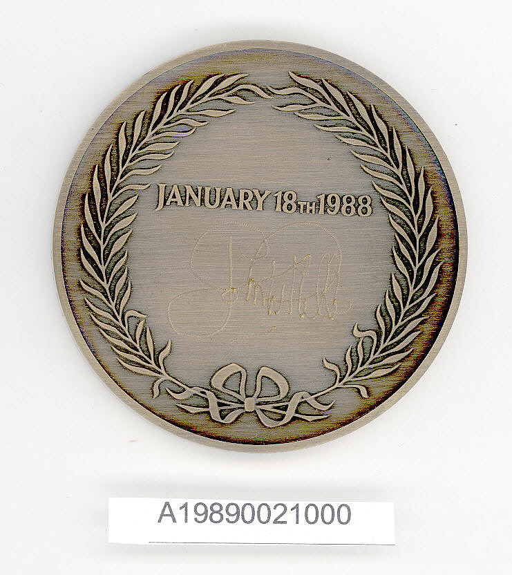 Medal, Commemorative, Sir Thomas Sopwith Centenary