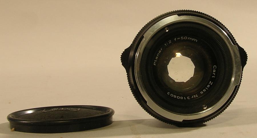 Cap, Lens, 50mm, Gemini 4