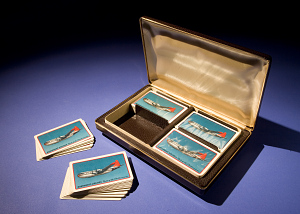 images for Playing Cards, Northwest Airlines-thumbnail 1
