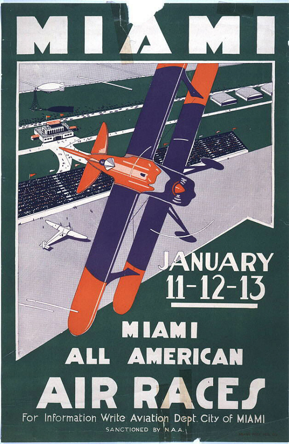 Miami All American Air Races