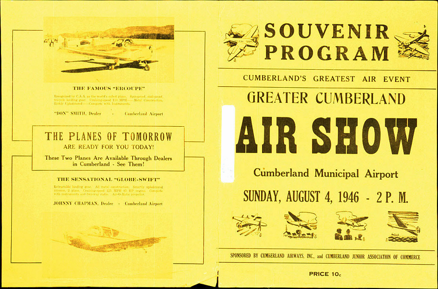 Greater Cumberland Air Show