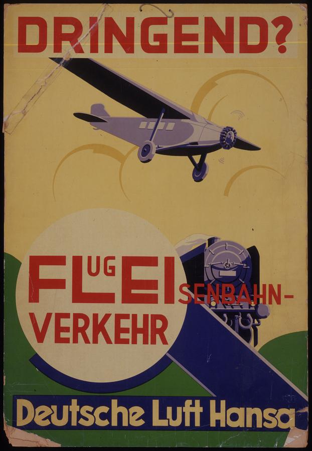 Deutsche Luft Hansa Dringend?