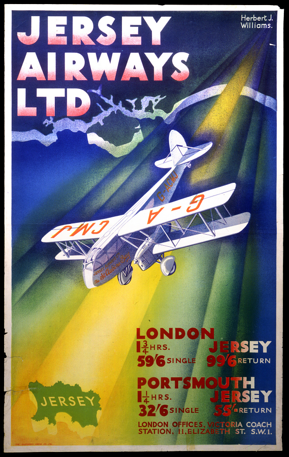 Jersey Airways Ltd.