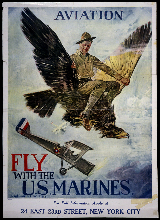 Aviation: Fly With the U.S. Marines