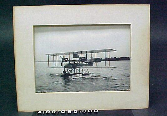 U.S. Naval Aeroplane B-2 ct 16, 1916.