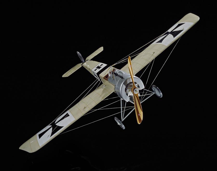 Model, Static, Fokker E.III Eindecker