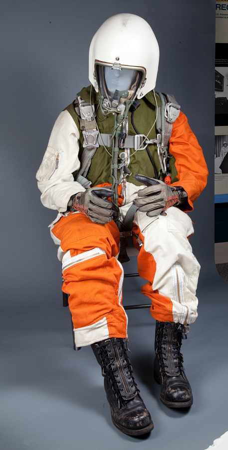 Suit, Flying, Type MC-3 Coverall, United States Air Force, Francis Gary Powers