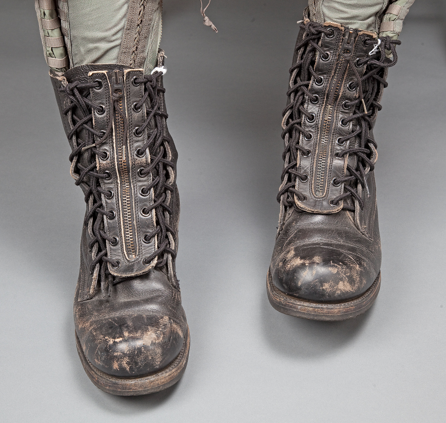 Boots, Flying, United States Air Force, Francis Gary Powers