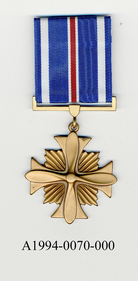 Medal, Distinguished Flying Cross, Francis Gary Powers