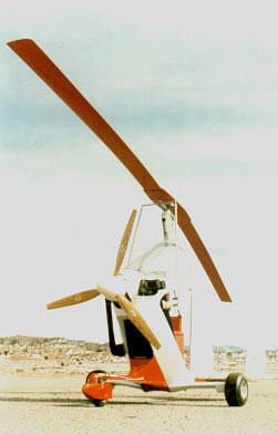 Gyro 2000 Ikenga 530Z