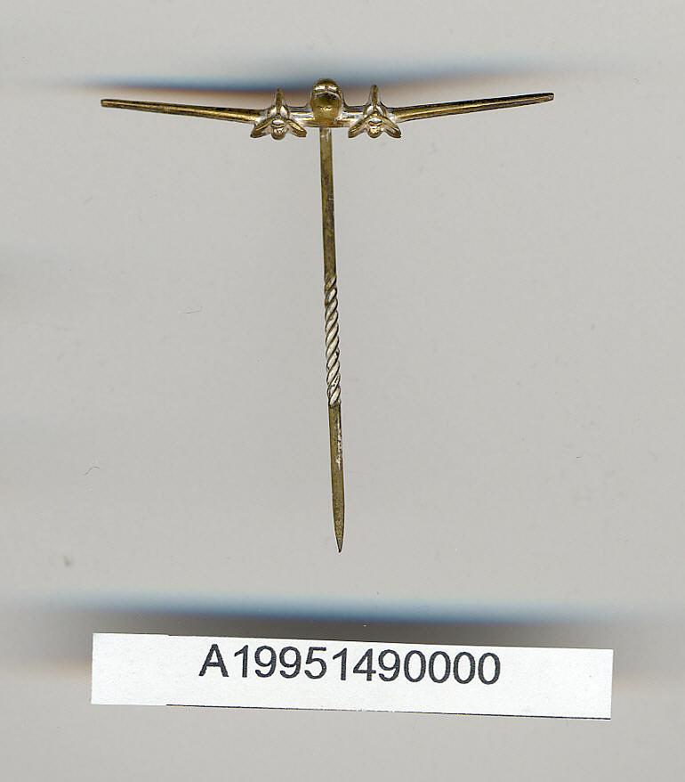 Pin, Lapel, Douglas DC-3