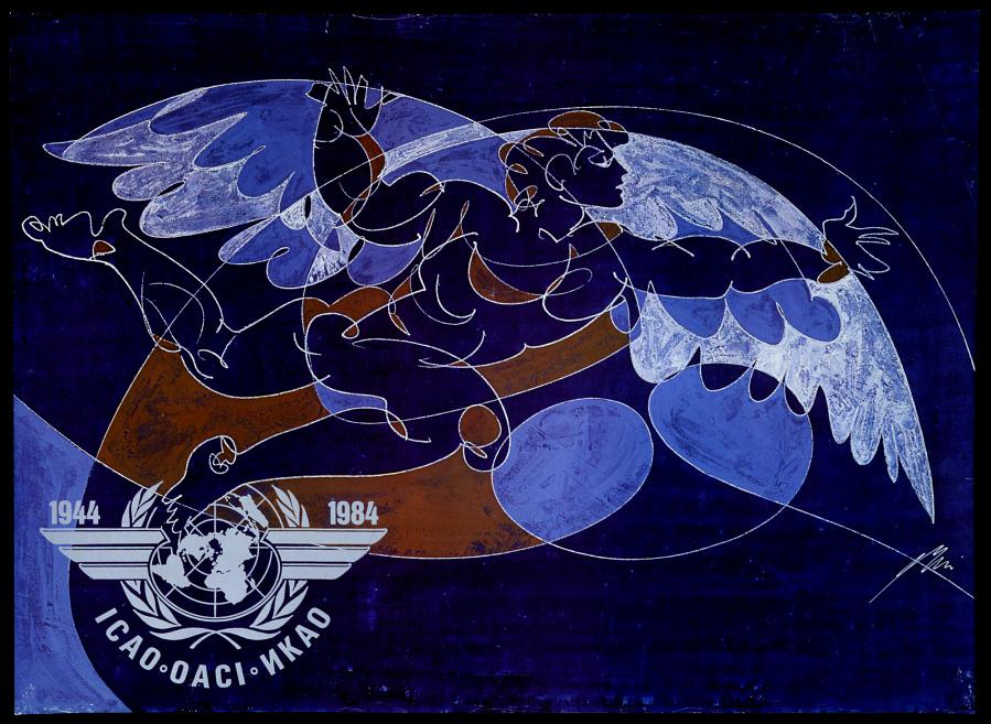ICAO-OACI-UKAO 1944-1984