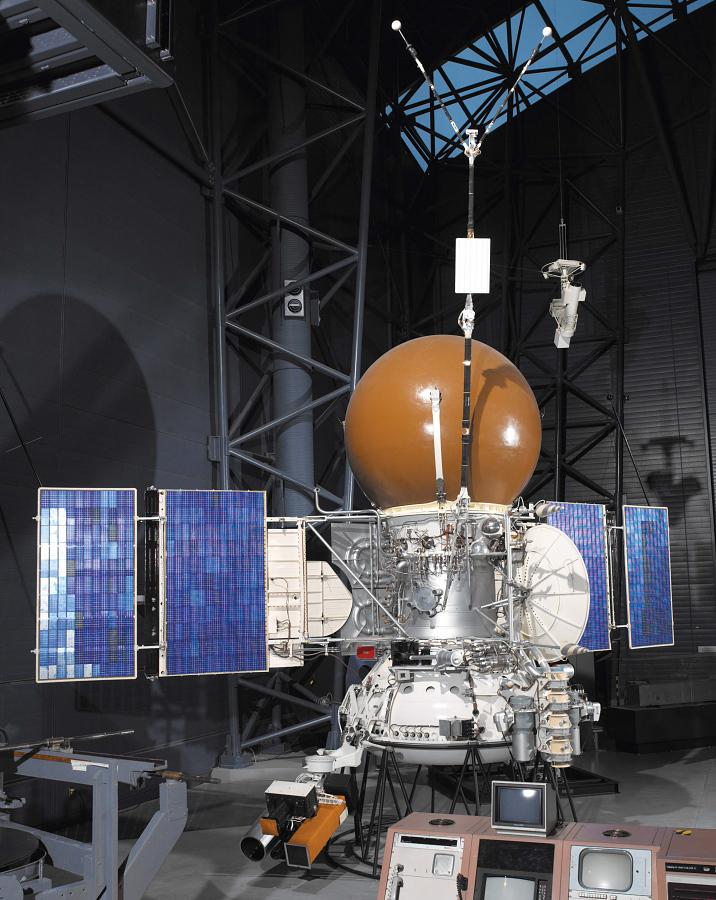 Vega Solar System Probe Bus and Landing Apparatus