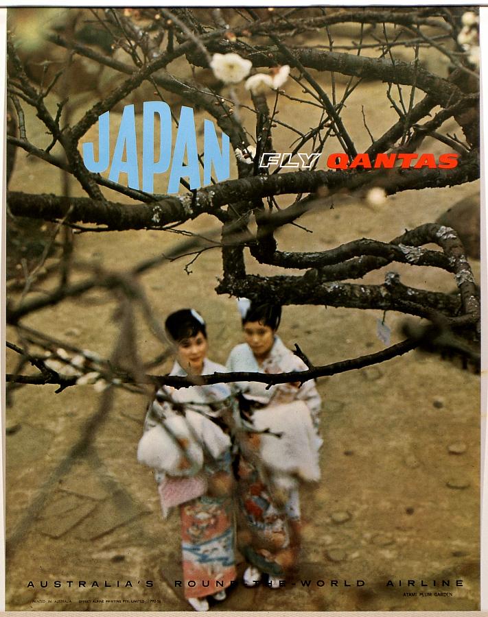 Japan Fly Qantas