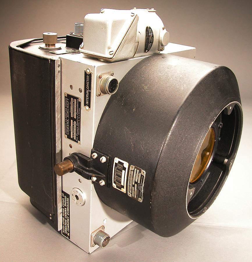Camera, Aerial, Fairchild K-17C