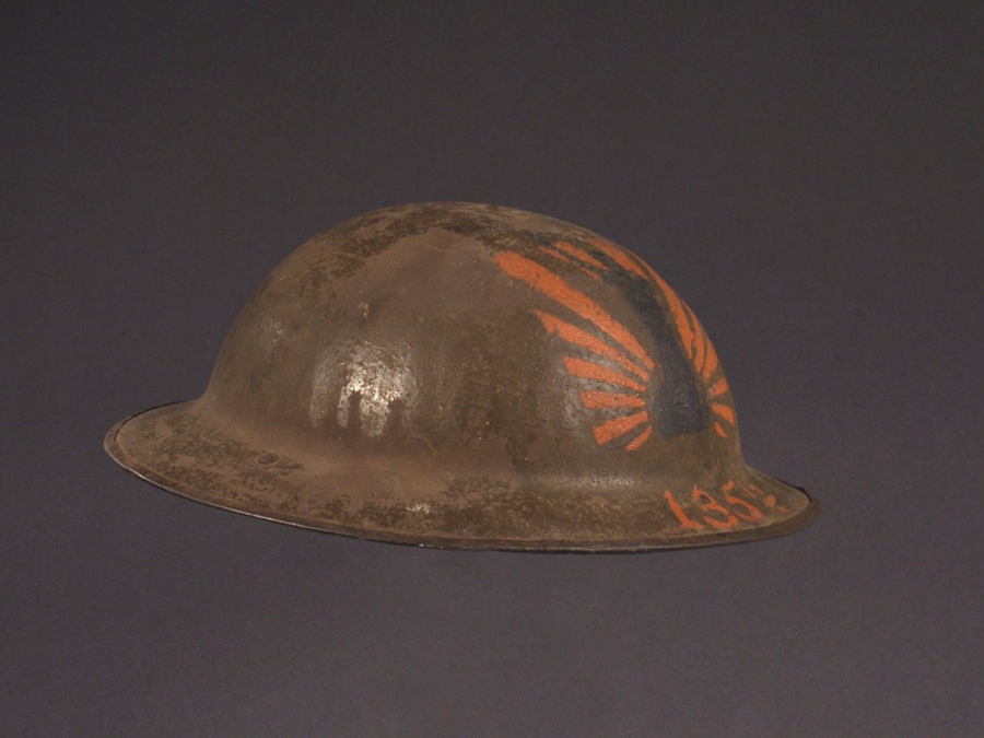 Helmet, Protective, Type M1917, United States Army Air Service