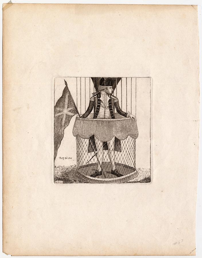 Print, Aquatint on Paper
