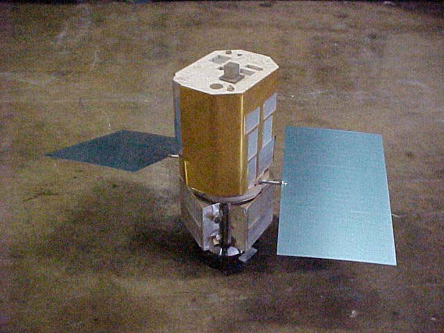 Model, Satellite, Solar Max