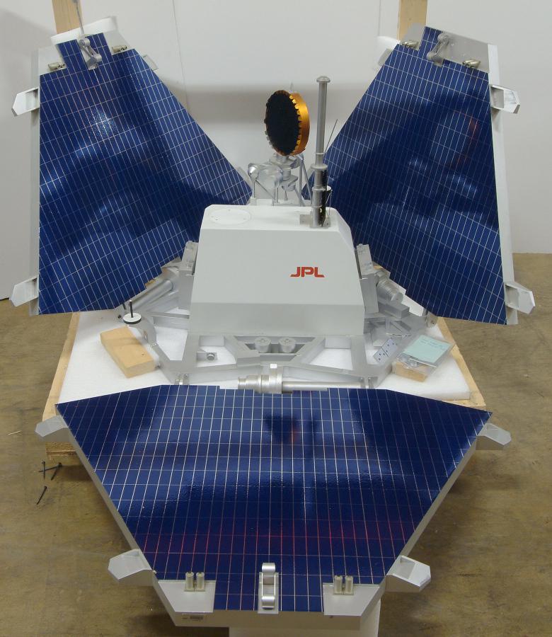 Model, Mars Pathfinder Lander