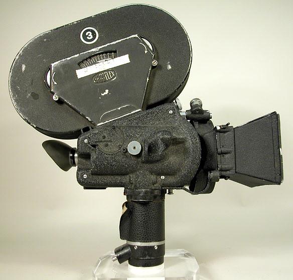 Camera, Motion Picture, Arriflex IIB, 35mm