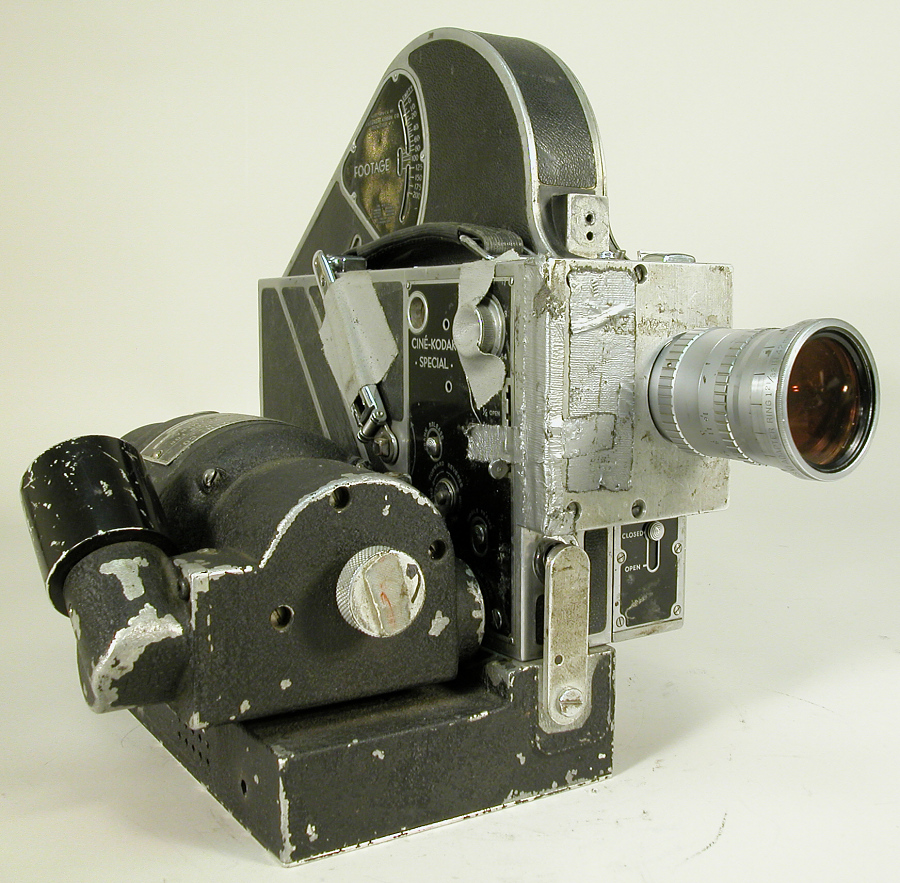 Camera, Motion Picture, Cine-Kodak Special, 16mm