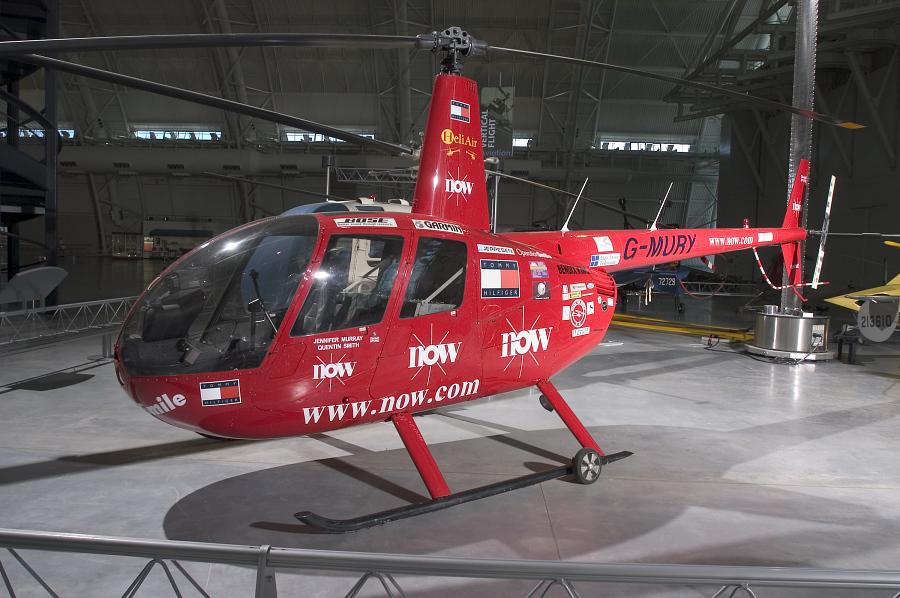Robinson R44 Astro G-MURY