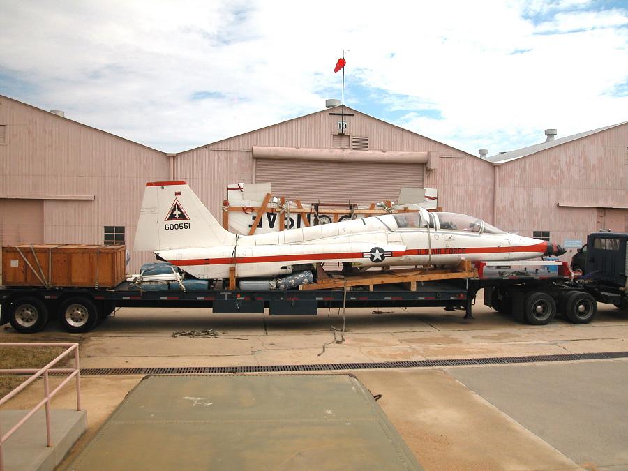 Fuselage, Northrop, T-38 Talon