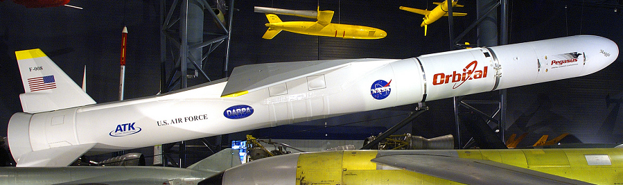 Pegasus XL Launch Vehicle