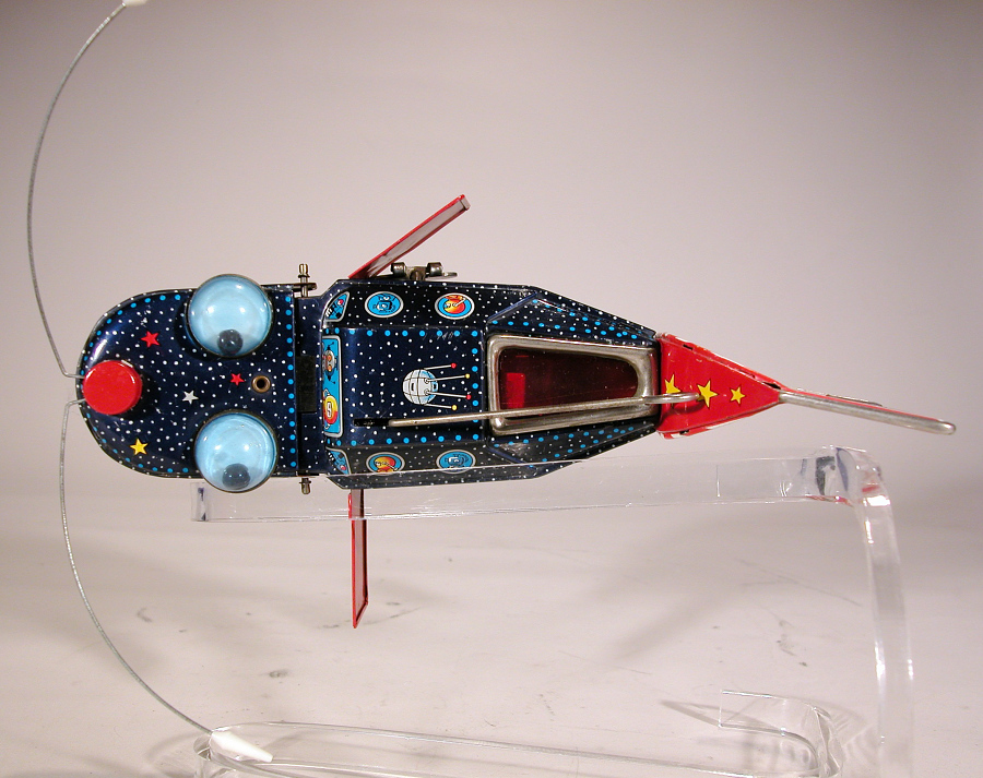 Toy, Tin Toy, Robot, 'Space Whale'