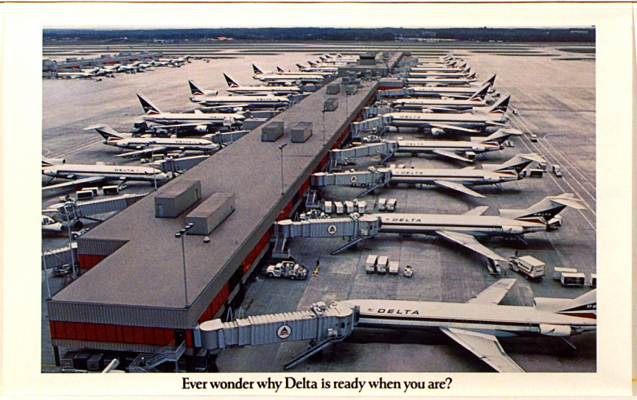 Ever Wonder Why Delta is Ready When You Are?