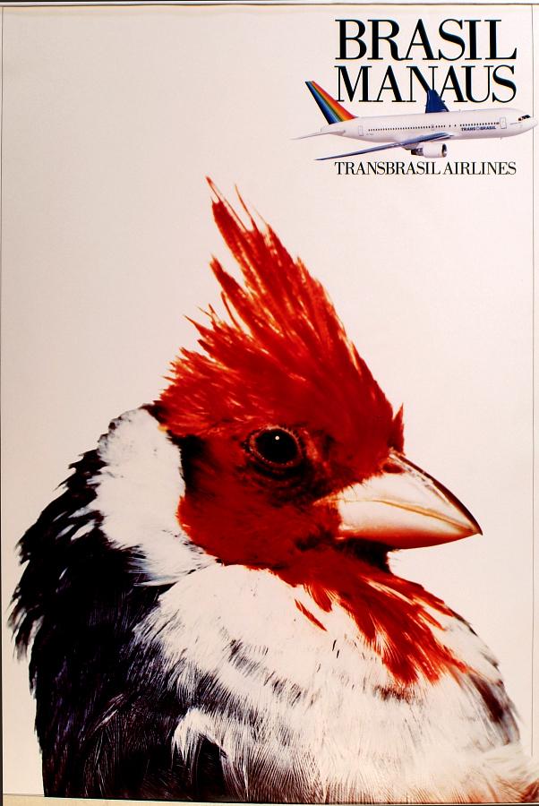 Brasil Manaus Transbrasil Airlines