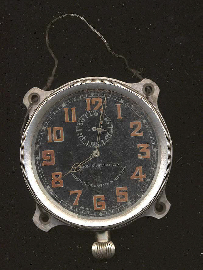 images for Clock, French