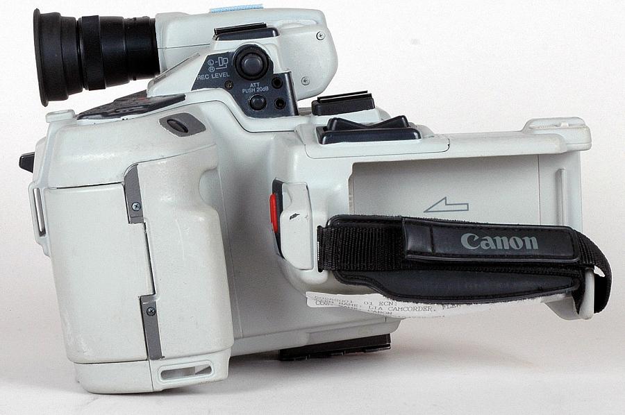 Camcorder, Canon L1A, Shuttle