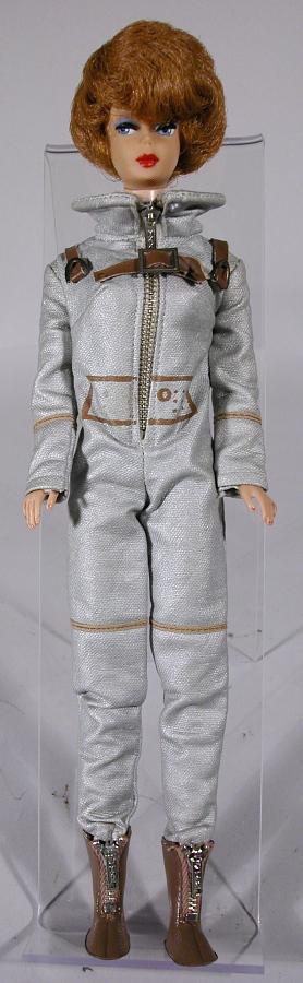 Doll, Barbie, Miss Astronaut