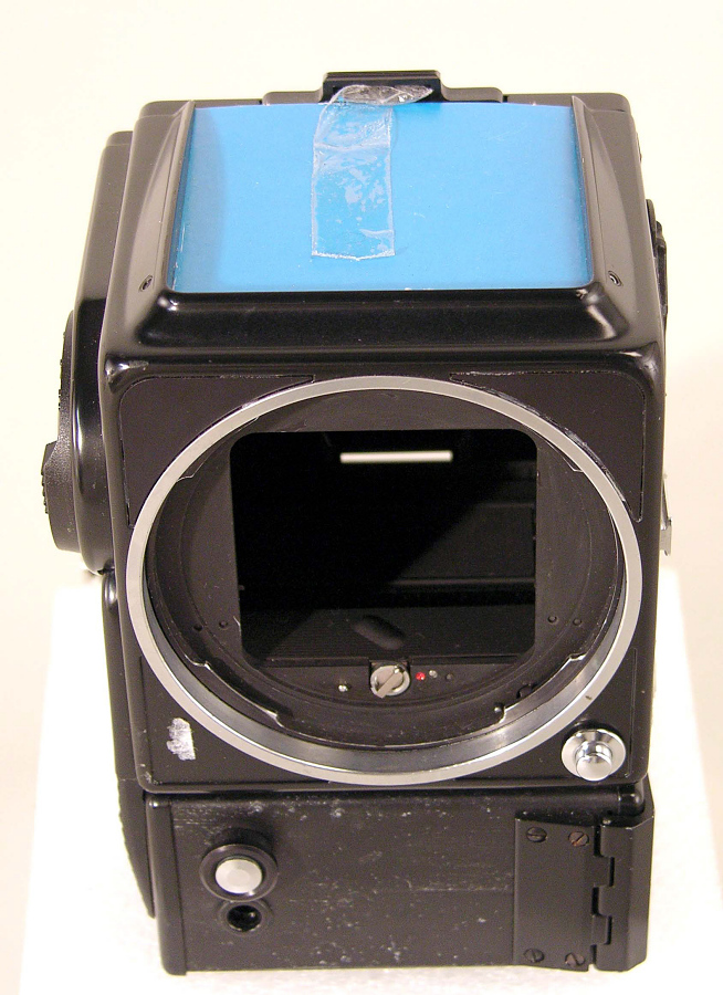 Camera, Hasselblad ELS, 70mm, Shuttle