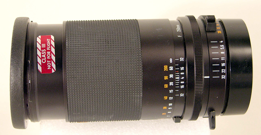 Lens, 250mm FE, Hasselblad, Shuttle, STS-92/102
