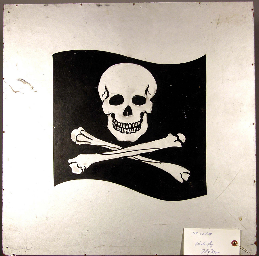 Insignia, VF-17 Jolly Rogers, United States Navy