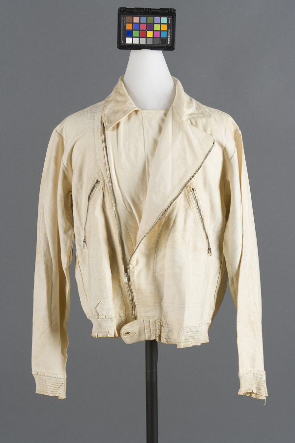 Jacket, Flying, Summer, Regia Aeronautica, Felice Figus
