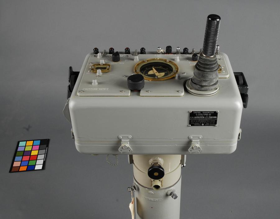 Transmitter Control, Gyrodyne QH-50 DASH