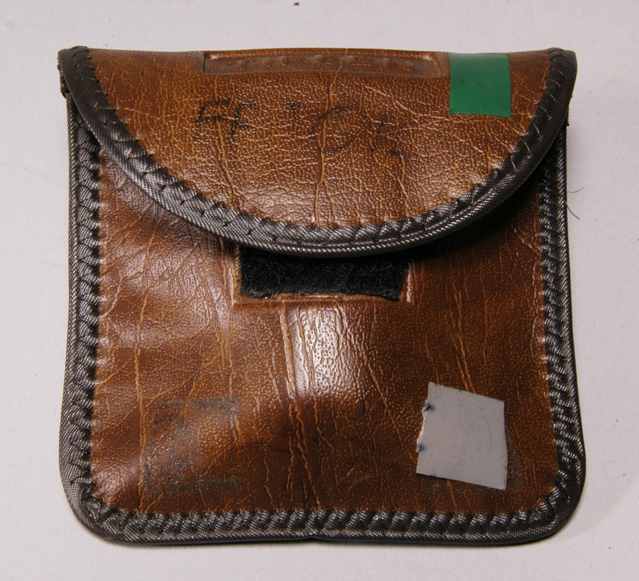 Case, Leather, Vacuum Plate, IMAX