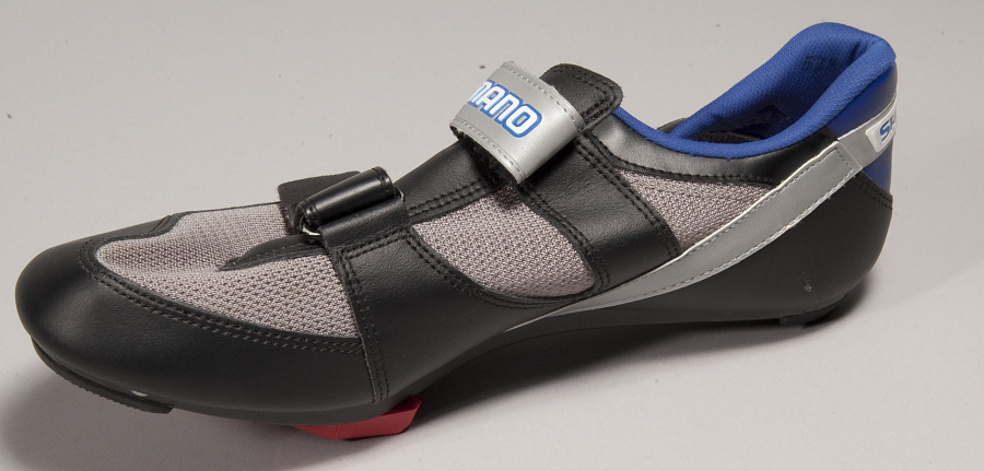 Shoe, Right, Shimano, Clothing, Astronaut Exercise (Flown)