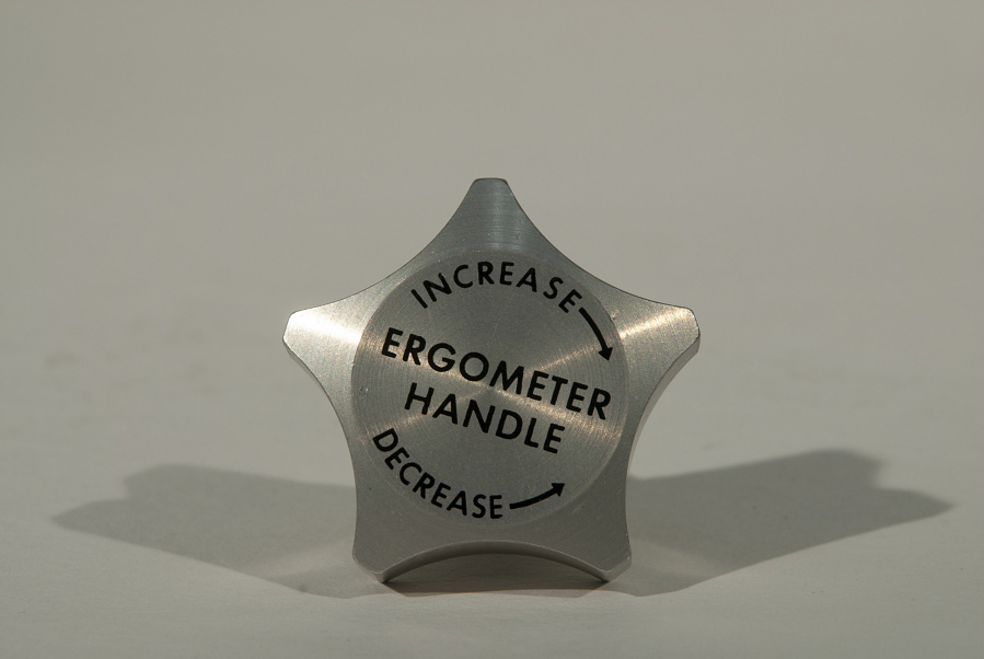 Control Knob, Manual, Accessories, Shuttle Cycle Ergometer