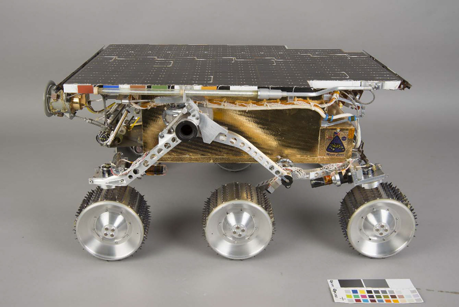 Rover, Marie Curie, Mars Pathfinder, Engineering Test Vehicle