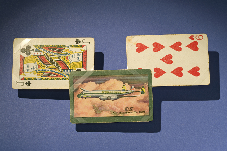 Cards, Playing, C&S (5)