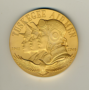 images for Congressional Gold Medal, Tuskegee Airmen-thumbnail 1