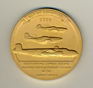 images for Congressional Gold Medal, Tuskegee Airmen-thumbnail 2