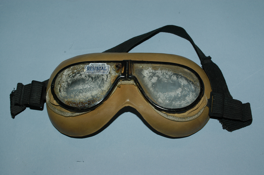 Goggles, Chauncey Spencer