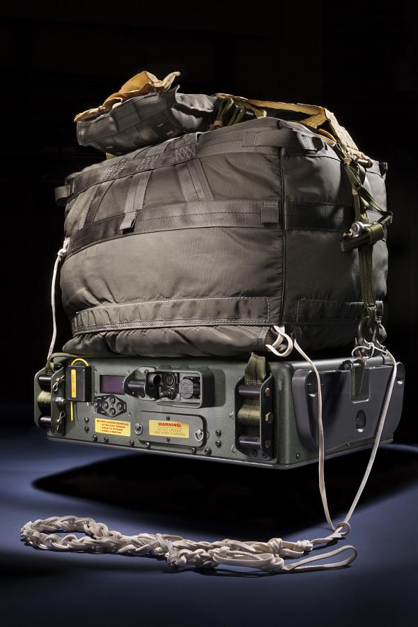 Joint Precision Airdrop System (JPADS 2K), Autonomous Guidance Unit (AGU)